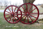 Wagon & Cart Wheels