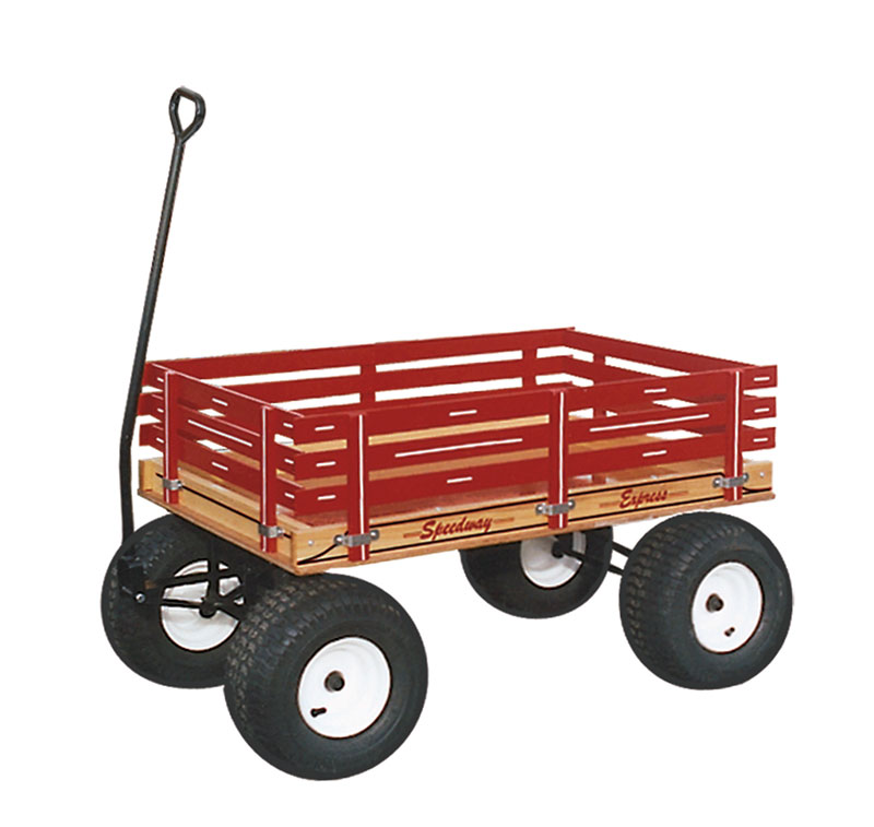Classic Amish Wagon & Tricycle