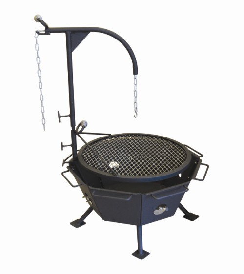 Everything for outdoor campfire cooking for Outdoor kitchen equipment