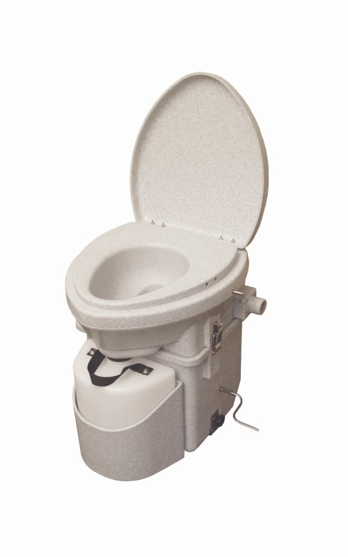 Off-Grid Composting Toilet