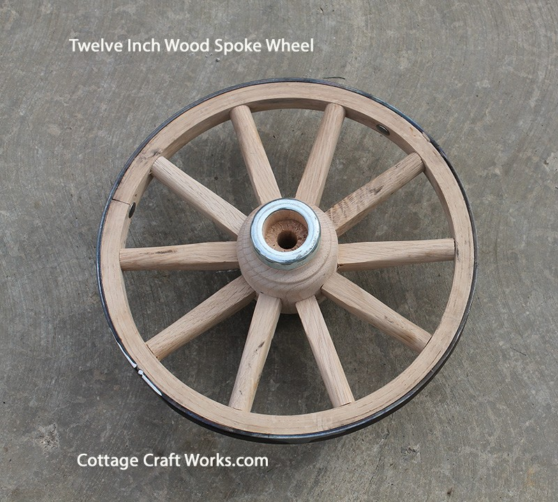 Amish Old Fashioned Wood Spoke Wagon Wheels 10 Quot 20 Quot