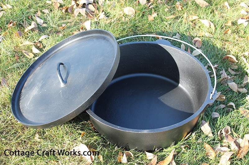 Outdoor and open trail cooking « Heritage and trail cooking
