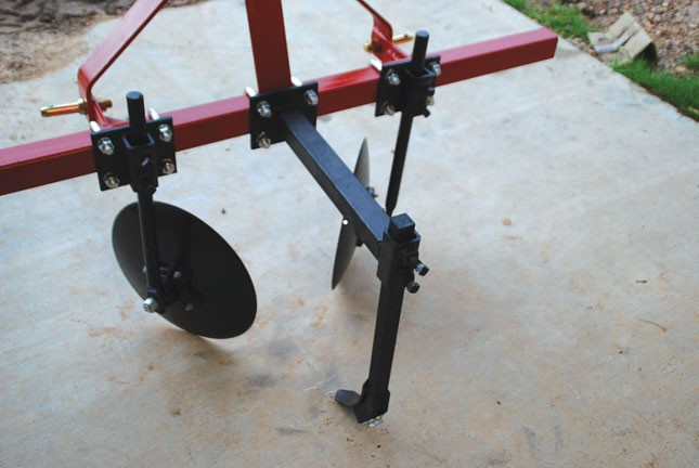 3 Point Hitch Hiller Mounds Garden Rows Super Fast 25 50