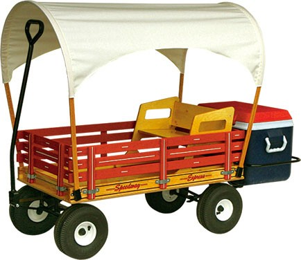 Clevr Qt Red Rolling Cooler Wagon Ice Chest Cart Large Wheels Beaches Park See more like this. 1 product rating - Little Tikes Kids Deluxe Ride and Relax Toy Pull Wagon with Umbrella and Cooler. $ FAST 'N FREE. List price: 80 Qt Rolling Cold Drink Wagon Cooler w/ Built-In Bottle Opener and Catch Tray. Ship from CA & IN Fast.