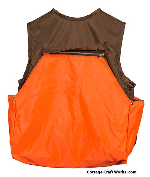A Hunting Vest For Small Game Hunters Shooter Pads Game Bag