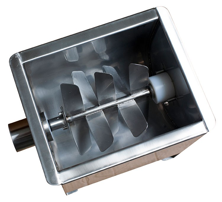 Stainless Hand Crank Butter Churn Sausage And Dry Blend