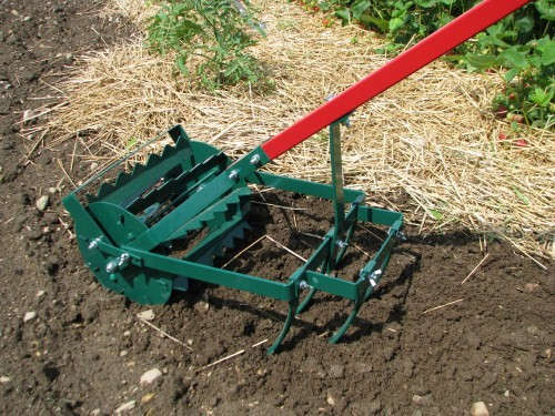 Rotary Garden Cultivator Rolling Drum Chopper Blades Tines