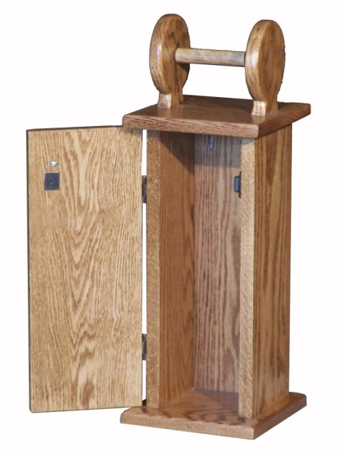 Amish Handcrafted Toilet Paper Holders Home Essentials