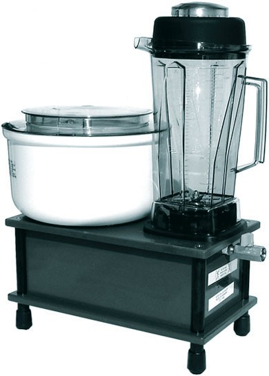 Non Electric Blender ~ Deluxe amish air powered blender mixer