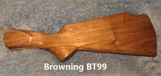 Browning BT99 Buttstock
