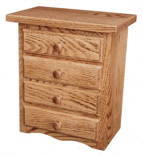 Small Table Top Chest