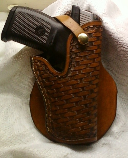 1st A Word About Our American Made Leather Holsters