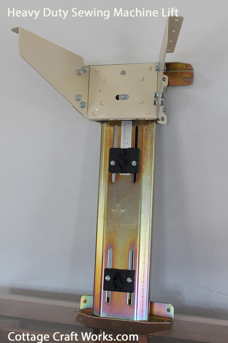 electric sewing machine lift mechanism
