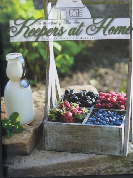 Keepers at Home Homemaker Magazine