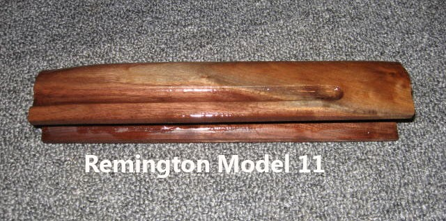 Remington Model 11 Walnut Forearm | Forend