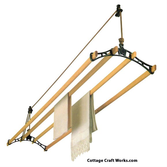 Sheila Maid Vintage Ceiling Drying Rack