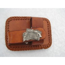 25 Colt Belt Buckle Holster | Leather Holsters