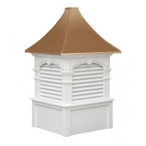 The Alexander Louvered Cupola (free shipping!)