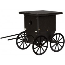 Amish Buggy Poly Wren House