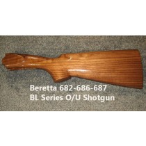 Beretta | 686 | 682 | 687 | BL | O/U | Walnut Stock