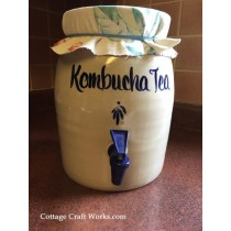 USA Kombucha Tea Brewing Crock