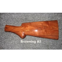 Browning A5 Buttstock | Replacement Gun Stocks