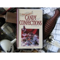 Candy and Confections Cookbook