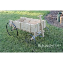 CCW Ornamental Express Wagon Plans