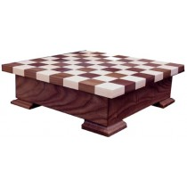 Checker Board & Chess Set