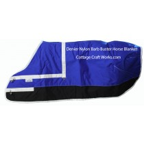 Brush Buster Denier Nylon Horse Blanket