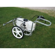 Wheeled Garden and Yard Sprayer