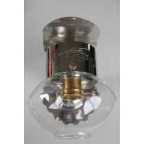 Off Grid - Single Head Wall Mount Gas Light