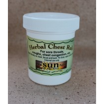 Alternative Natural Medicine | Amish Herbal Chest Rub
