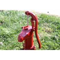 Heller Aller Economy Iron Pitcher Water Pump