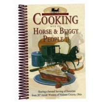 Cooking with the Horse and Buggy People II |  Amish Cook Books