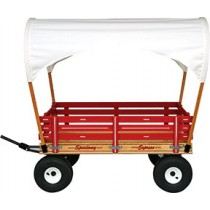Amish Kids Wagon Sun Top Style Cover