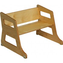 Amish Kids Wagon Seats