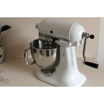 Hand Crank Conversion Kitchen Aid Mixer