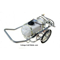 Wheeled Garden-Farm-Orchard-Yard Sprayer | 16 gal