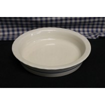 USA Stoneware Pottery |  Pie Pan | Pie Plate