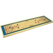Shuffle Board |  Wood Table Top Game