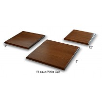 Square Lazy Susan Contemporary Style