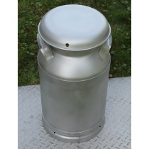 USA Stainless Milk Cans | Five Gallon