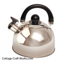 Old Fashioned Whistling Tea Kettle