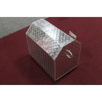 Jumbo Aluminum Diamond Plate Mail Box
