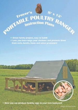 Plan Book For Free Range Chicken Coop