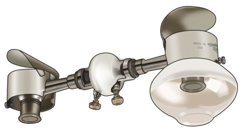 Battery/Gas Powered Lamps