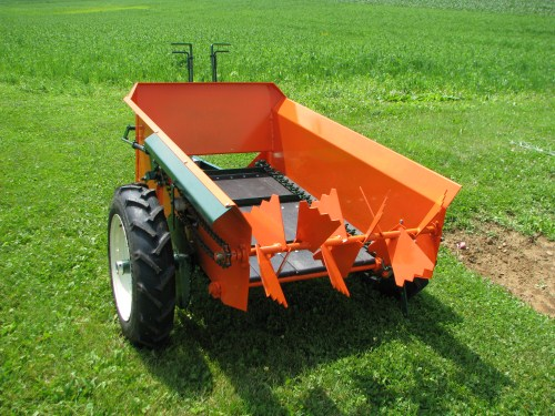 USA Small Hobby Garden Farm Implements, 3 pt-ATV friendly