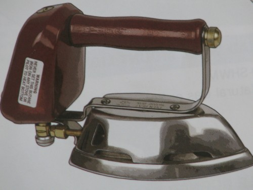 Butane/Gas Clothes Irons
