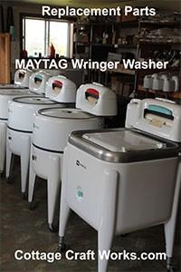 Maytag Wringer Washer Parts